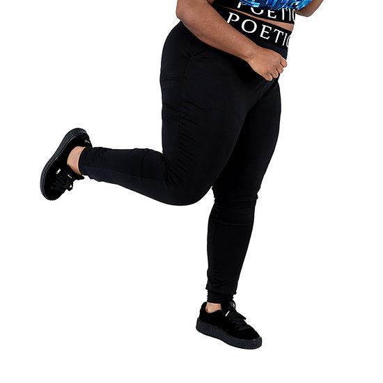 Poetic Justice Lex Womens Jogger Pant-Plus
