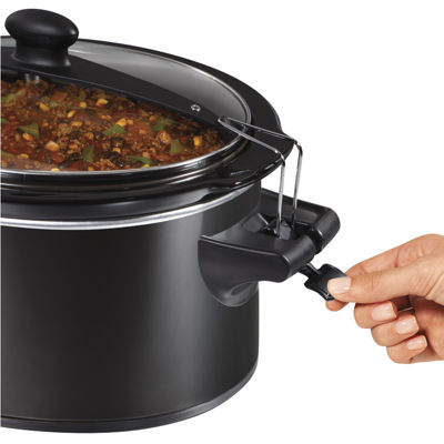 Hamilton Beach® Stay Or Go® 6-qt. Oval Slow Cooker
