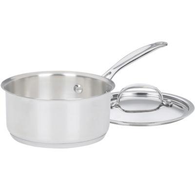 Cuisinart® 1½-qt. Stainless Steel Sauté Pan