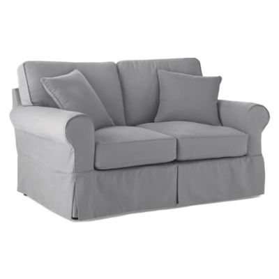 Friday Brushed Canvas Extra Slipcovers