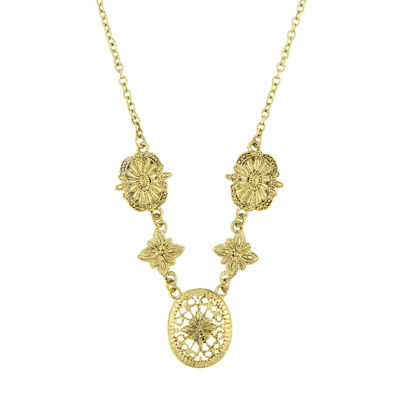 1928 Womens Collar Necklace