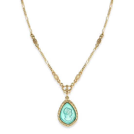 1928 Womens Pendant Necklace