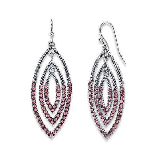 1928 1 Pair Drop Earrings