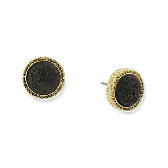1928 12.2mm Stud Earrings