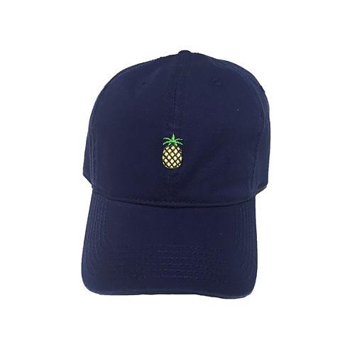 Pineapple Adjustable Dad Cap