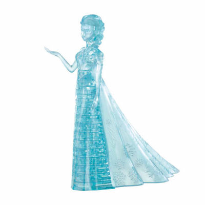 BePuzzled 3D Crystal Puzzle - Disney Elsa: 32 Pcs