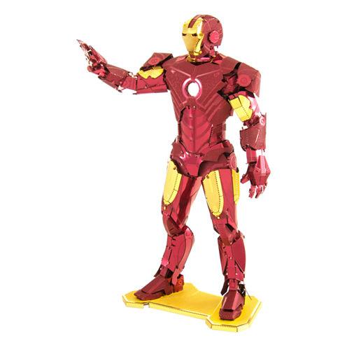 Fascinations Metal Earth 3D Laser Cut Model - Marvel Avengers Iron Man