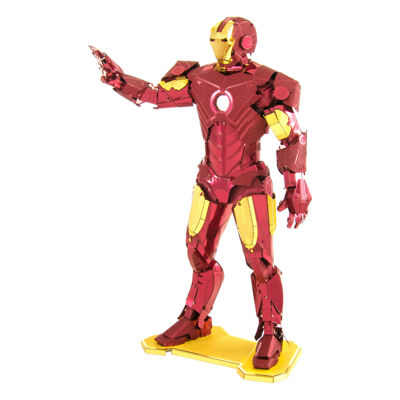 Fascinations Metal Earth 3D Laser Cut Model - Marvel Avengers Iron Man