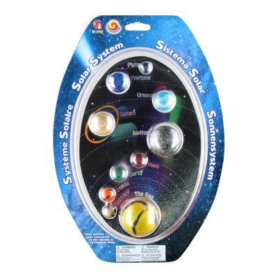 MegaFun USA Solar System Marble Gift Set