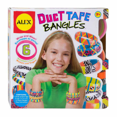 ALEX Toys DIY Wear Duct Tape Bangles