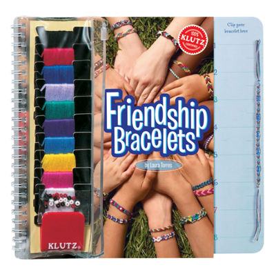 Klutz Friendship Bracelets Activity Book
