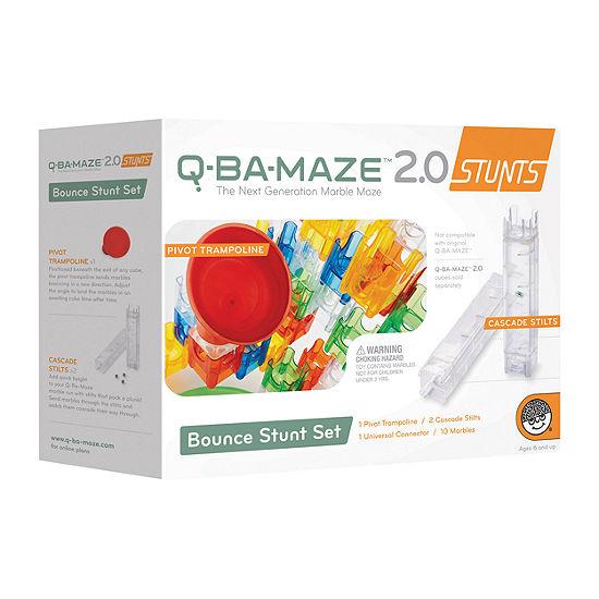 MindWare Q-BA-MAZE 2.0 Bounce Stunt Set