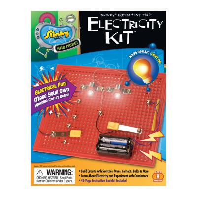 POOF-Slinky Slinky Science Kit - Electricity Kit Mini Lab