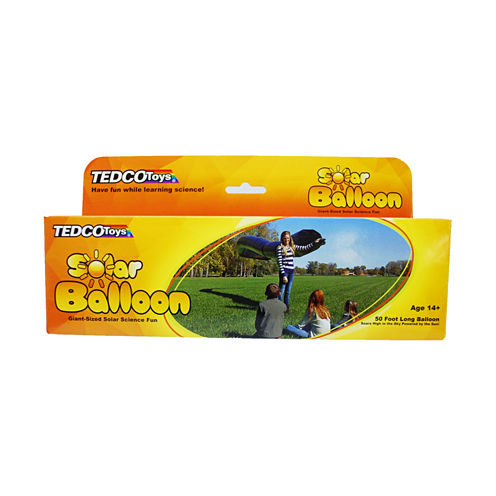 Tedco Toys 50-Foot Long Solar Balloon