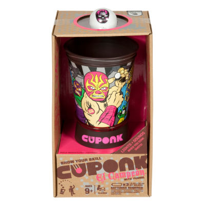 Hasbro Cuponk - El Campeon Game