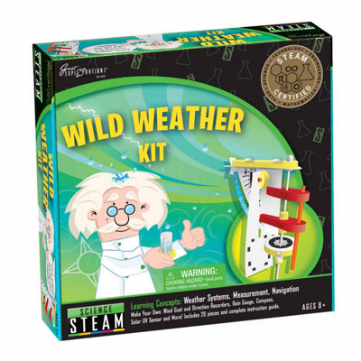 Great Explorations STEAM Learning System - Science: Wild Weather Kit