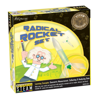 Great Explorations STEAM Learning System - Mathematics: Radical Rocket Set