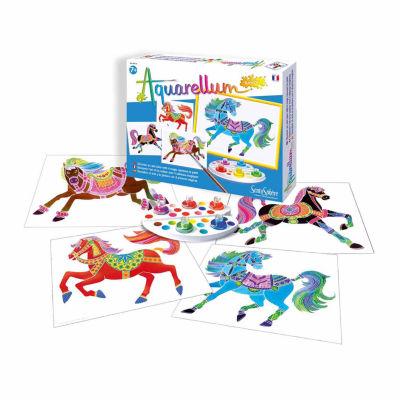 SentoSphere USA Aquarellum Junior - Horses