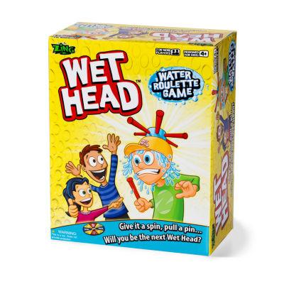 Hog Wild Wet Head - Water Roulette Game