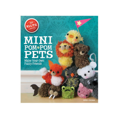 mini pom pom pets how to make
