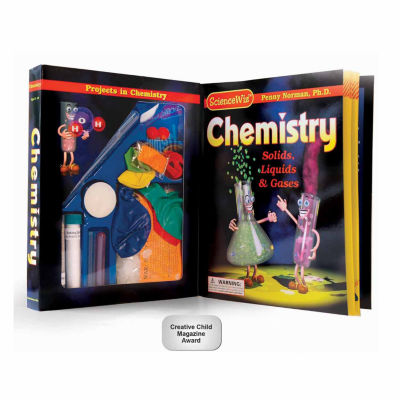 ScienceWiz Products ScienceWiz Chemistry Kit