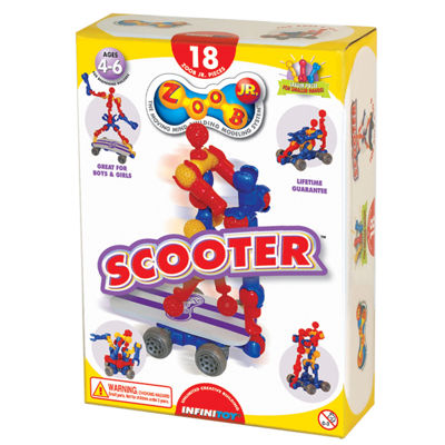Infinitoy ZOOB Jr Scooter