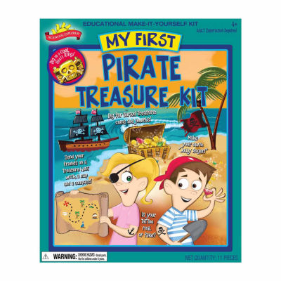 Scientific Explorer My First Pirate Treasure Kit