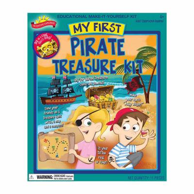 Scientific Explorer My First Pirate Treasure Kit