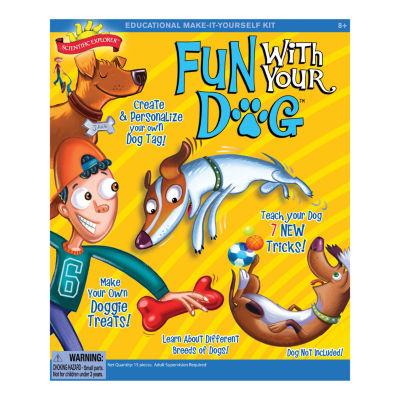 Scientific Explorer Fun With Your Dog