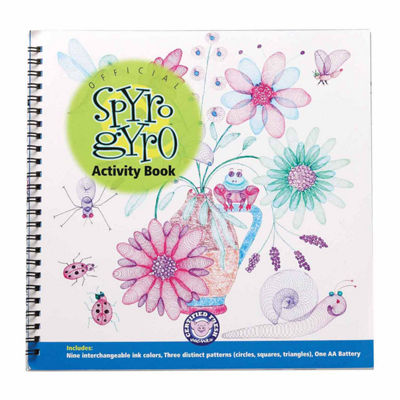 Hog Wild Official Spyro Gyro Activity Book