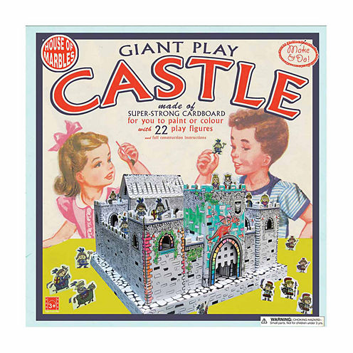 House of Marbles Giant Play Castle