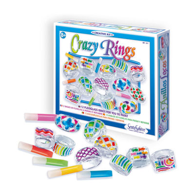 SentoSphere USA Crazy Rings Creative Kit