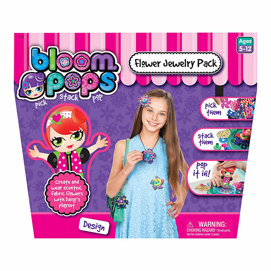 U-Create Bloom Pops - Flower Jewelry Pack