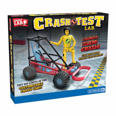 SmartLab Toys Crash Test Lab