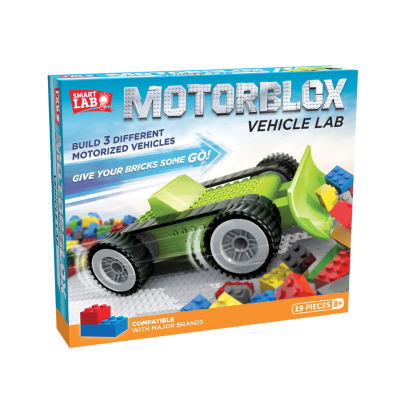 SmartLab Toys MotorBlox - Vehicle Lab