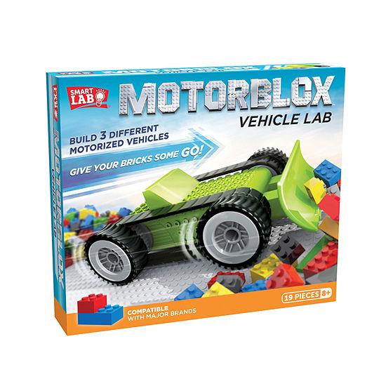 SmartLab Toys MotorBlox - Vehicle Lab