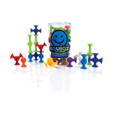 Fat Brain Toy Co. Squigz Starter Set: 24 Pcs
