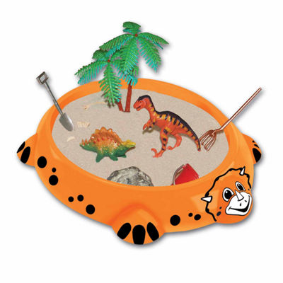 Be Good Company Sandbox Critters Play Set - Dinosaur