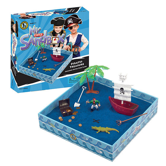 Be Good Company My Little Sandbox - Pirate's Treasure