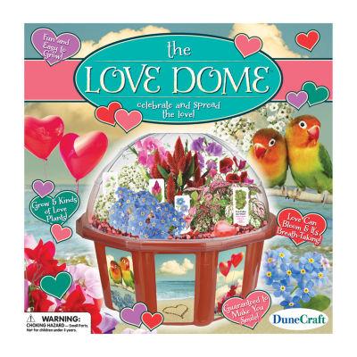 Dunecraft Dome Terrarium - The Love Dome