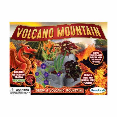 Dunecraft Mountain Garden - Volcano Mountain