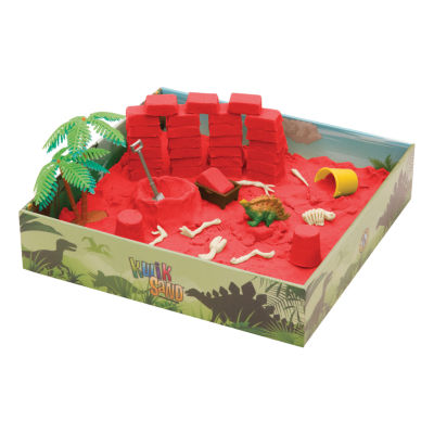 Be Good Company KwikSand Play Set - Dino World