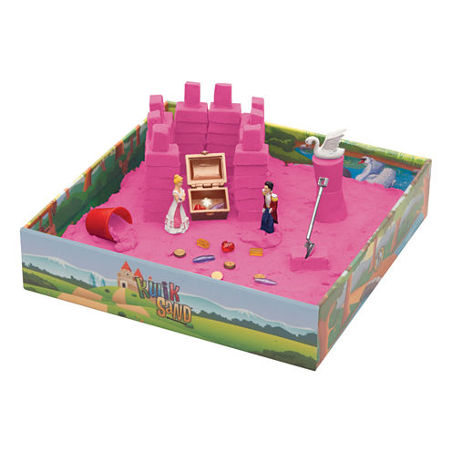 Be Good Company KwikSand Play Set - Princess Palace