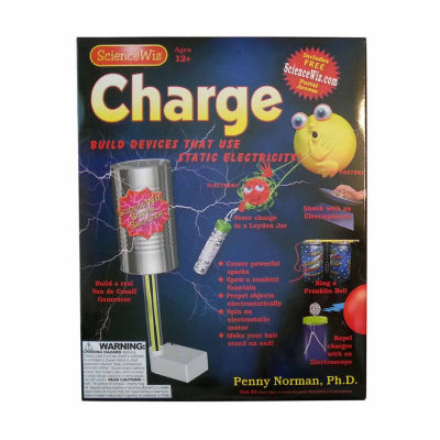 ScienceWiz Products ScienceWiz Charge Kit