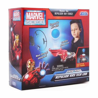 Uncle Milton Marvel Science - Iron Man Repulsor Ray Tech Lab