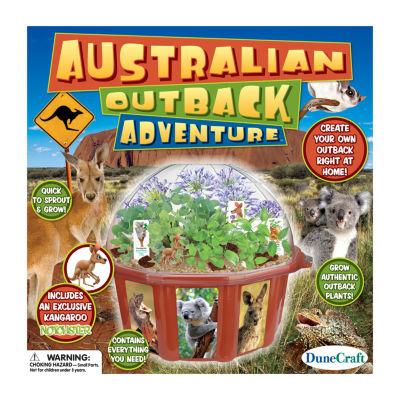 Dunecraft Dome Terrarium - Austrailian Outback Adventure