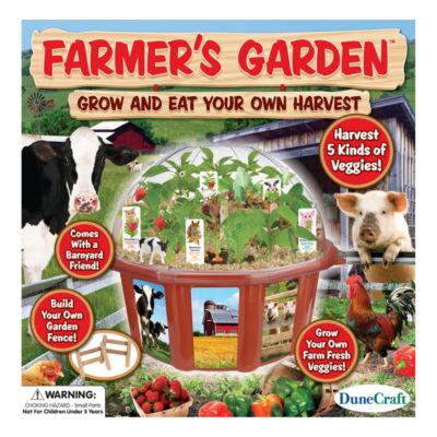 Dunecraft Dome Terrarium - Farmer's Garden