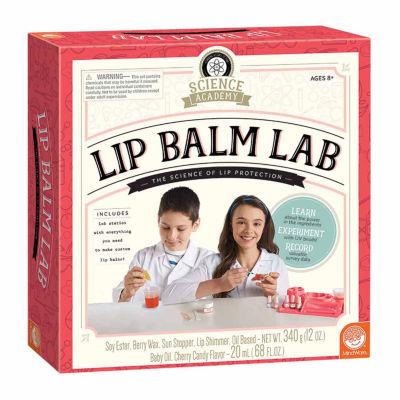 MindWare Science Academy - Lip Balm Lab