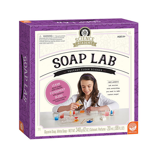MindWare Science Academy - Soap Lab
