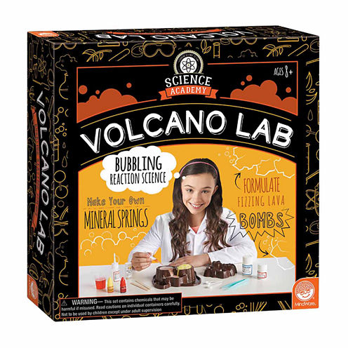 MindWare Science Academy - Volcano Lab